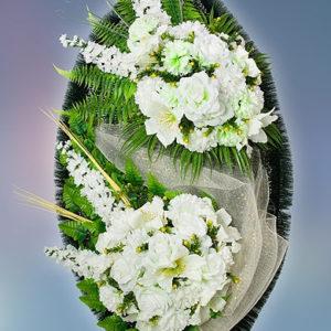 Венок из искуственных цветов элит. 110см-180см №19