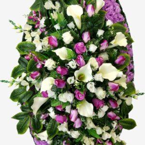 ритуальные венки из живых цветов Москва