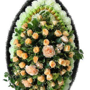 Венок из искусственных цветов элит+.120см-180см №95